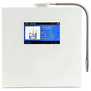 EOS DNA 9 Plate Touch Screen Water Ionizer